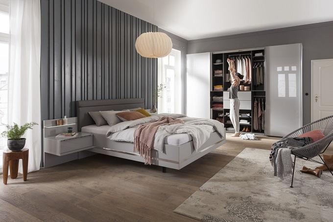 hausmesse s d nolte. Black Bedroom Furniture Sets. Home Design Ideas